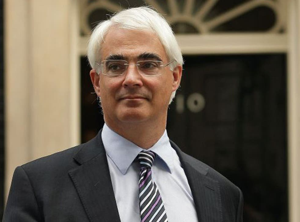 Alistair Darling: 'The eurozone cannot allow this crisis to fester on and threaten the entire global economy'