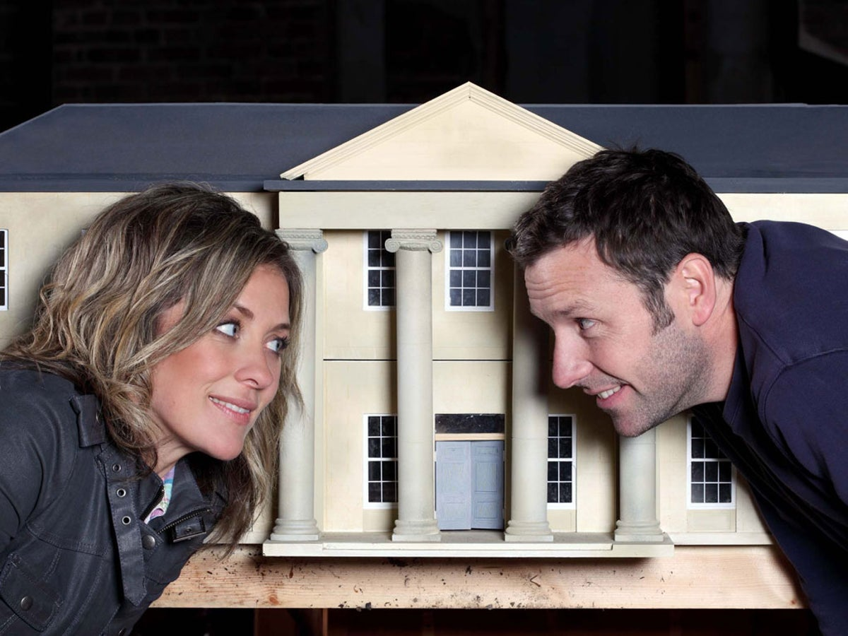 Knowing Me Knowing You Sarah Beeny And Graham Swift The Independent The Independent