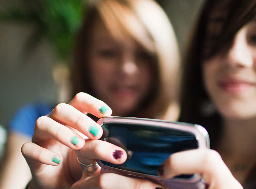 Tens of thousands of children have been caught sharing sexual imagery online over the last three years