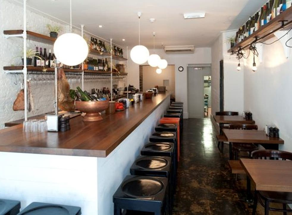 Tracey MacLeod reviewed Duck Soup in Soho last year