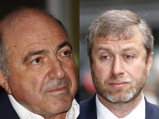 Russian oligarch Boris Berezovsky has lost his High Court battle with Chelsea Football Club owner Roman Abramovich