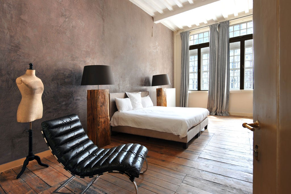 The big six belgian boutique hotels the independent for Boutique hotel idea 18