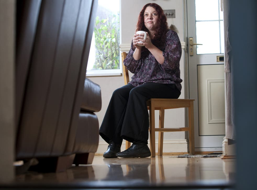 Esther Frain, 37: 'Had the economy not crashed I think I would now have my own home'