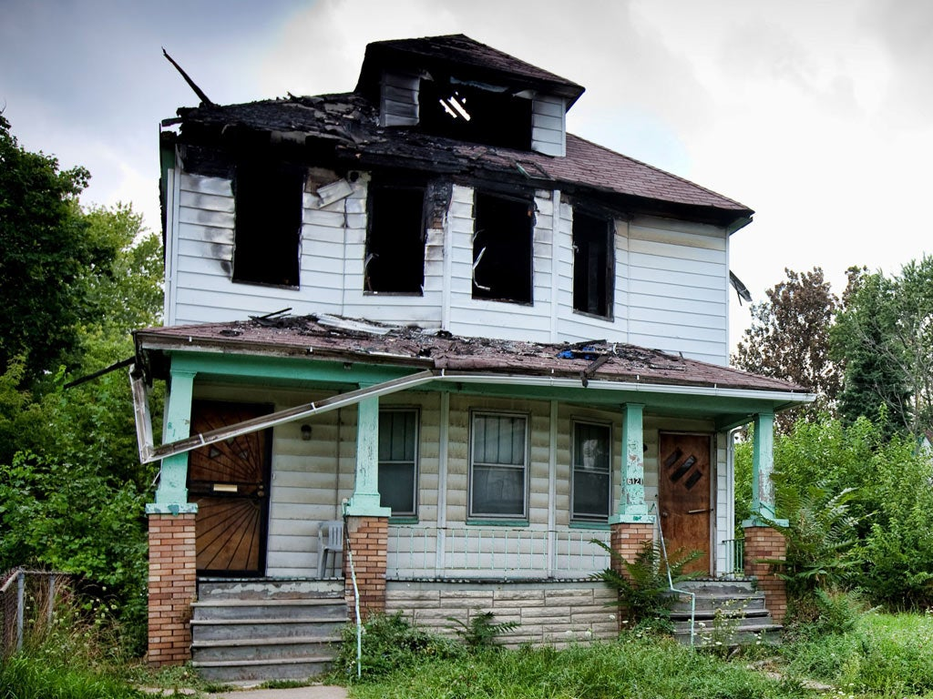 Detroit: from Motown to housing hub | The Independent