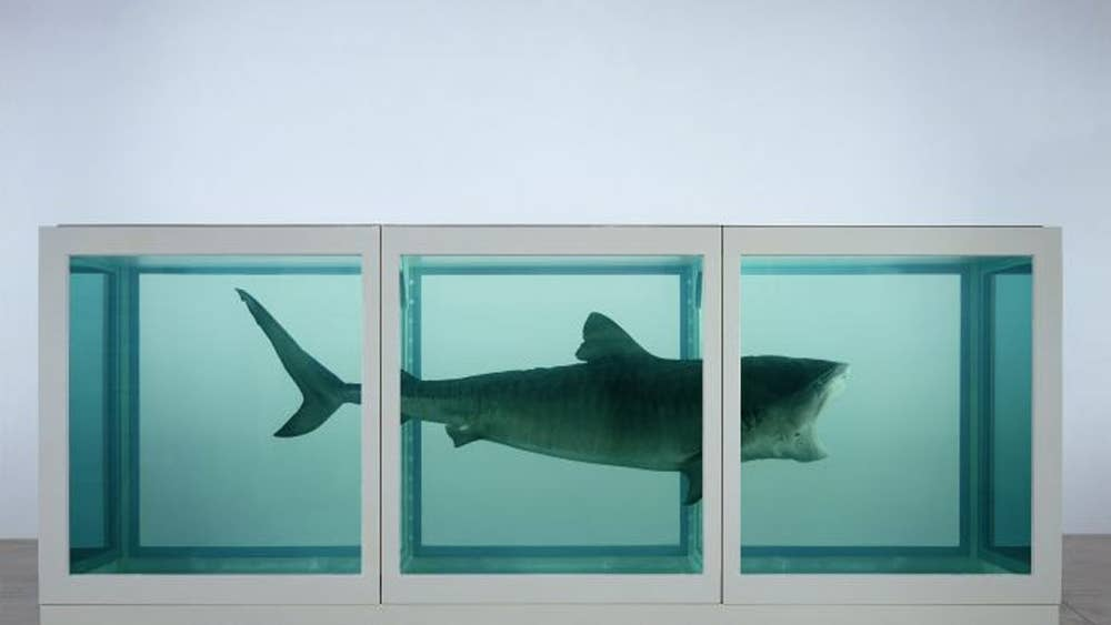 d3867b9ae4d11 Has Damien Hirst jumped the shark? | The Independent