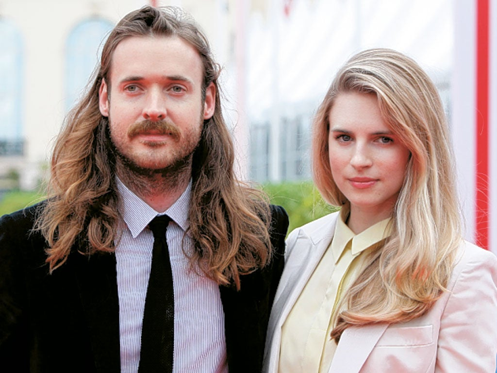 Communication on this topic: Fay Baker, brit-marling/