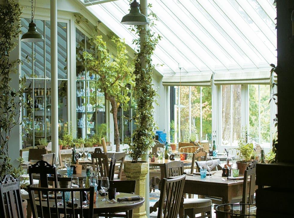 The Pig Hotel, Beaulieu Road, Brockenhurst, New Forest, Hampshire (01590 622354)