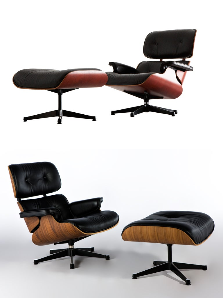 Eames Lounge Chair Voted Public's