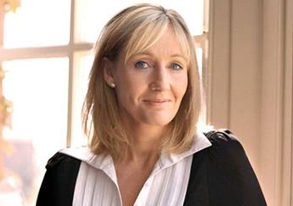 JK Rowling: 'I was driven out of my home' | The Independent