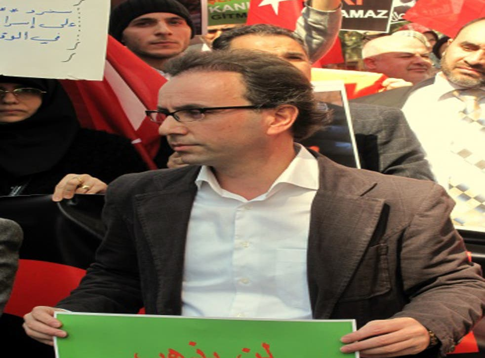 Khaled Khoja: The family doctor is one of the most senior representatives of the Syrian National Council