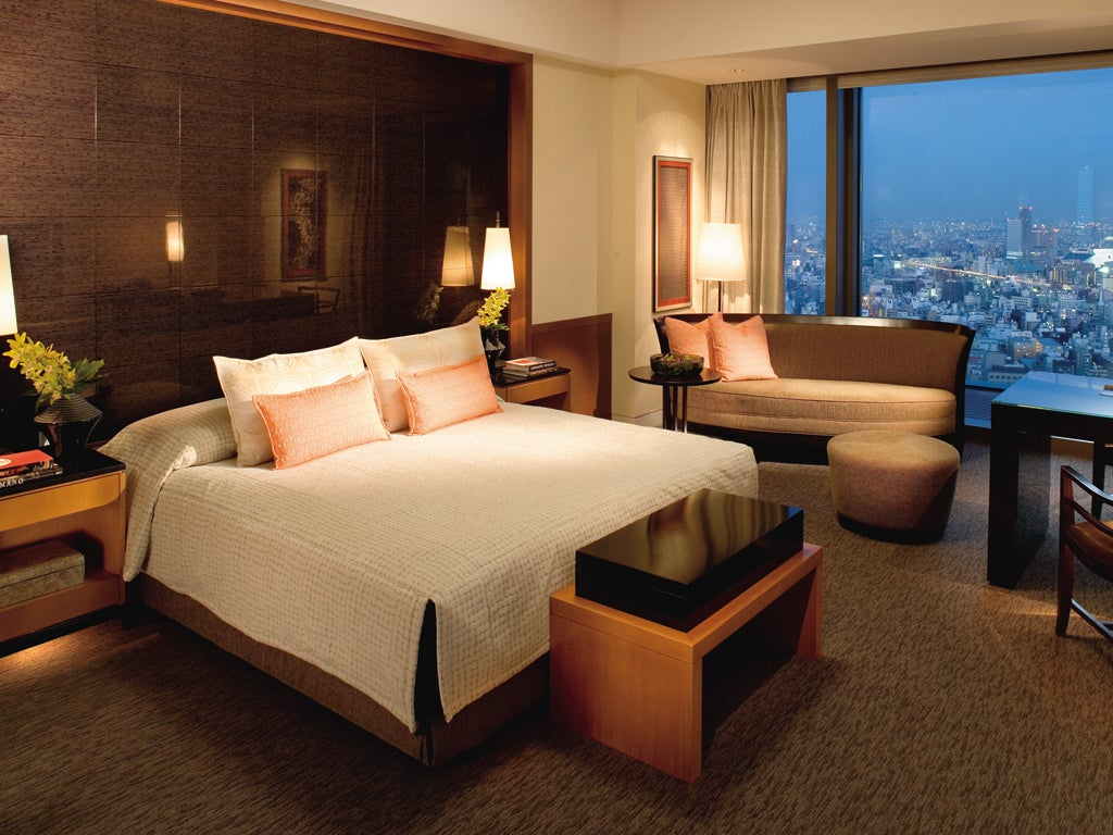 Stay The Night: Mandarin Oriental, Japan | The Independentindependent_brand_ident_LOGOUntitled