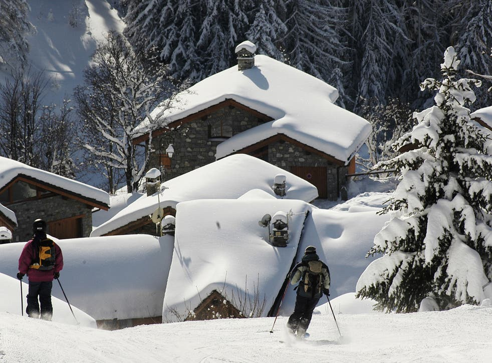 Sainte Foy has been quietly developing into a chic retreat