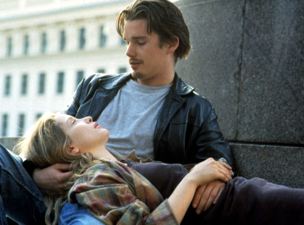 Brief encounter: Julie Delpy and Ethan Hawke in 'Before Sunrise'