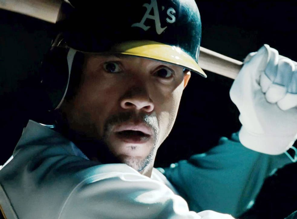 Moneyball, starrng Brad Pitt and Stephen Bishop is an absorbing and thought-provoking film about the quintessential American sport.