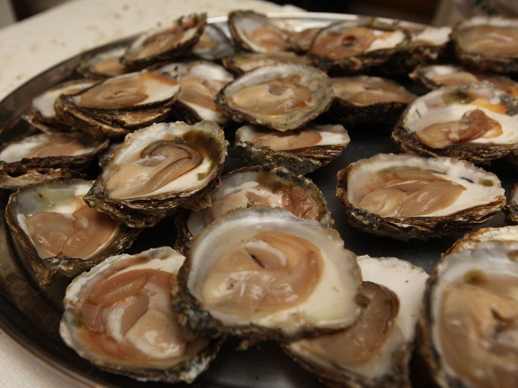 Woman dies from 'flesh-eating' bacteria after eating raw oysters, reports say