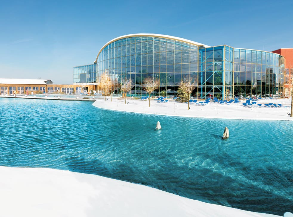 Take the plunge: Therme Erding is the largest thermal spa in Europe