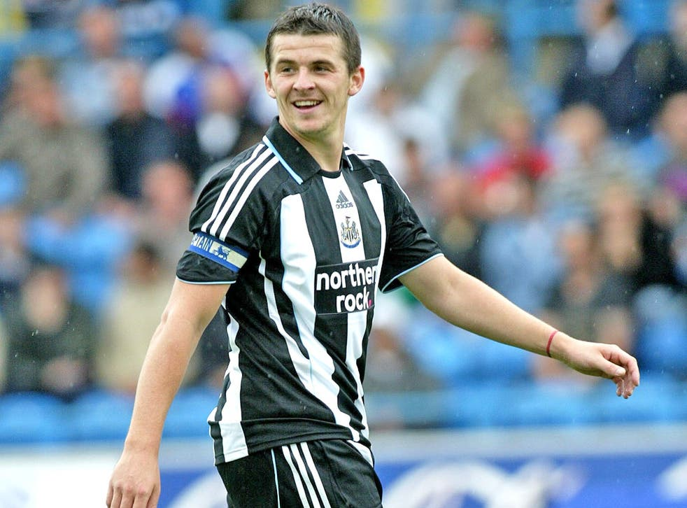 Joey Barton has been typically outspoken about his time on the Tyne