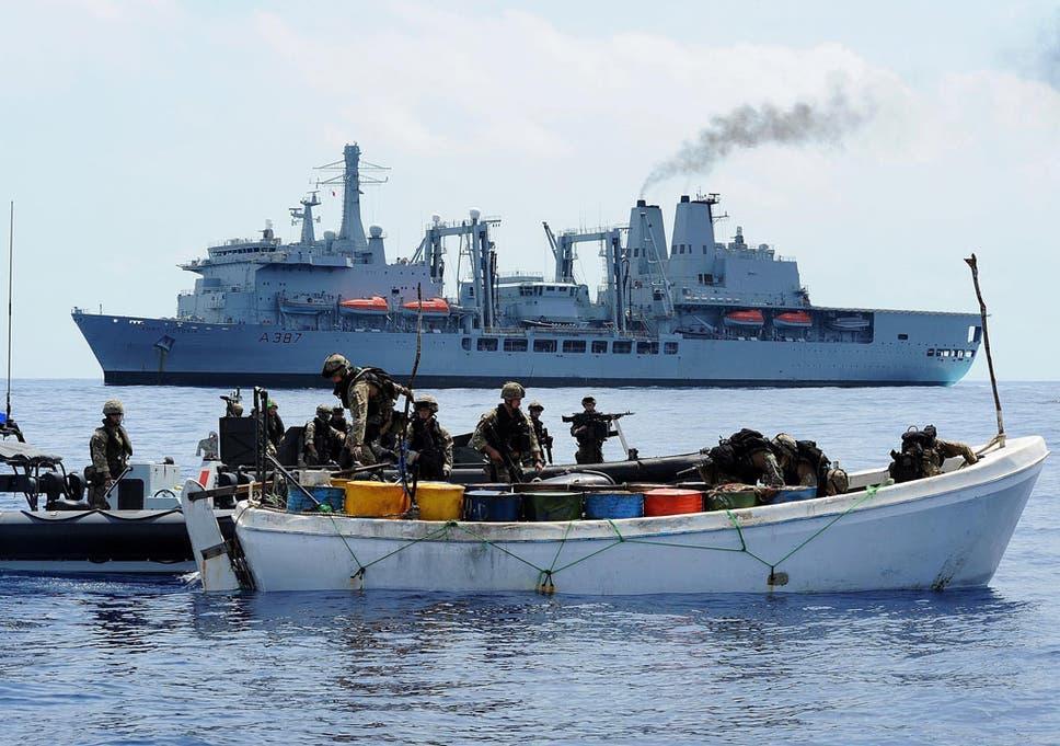 Somali pirates seize oil tanker in first major hijack since