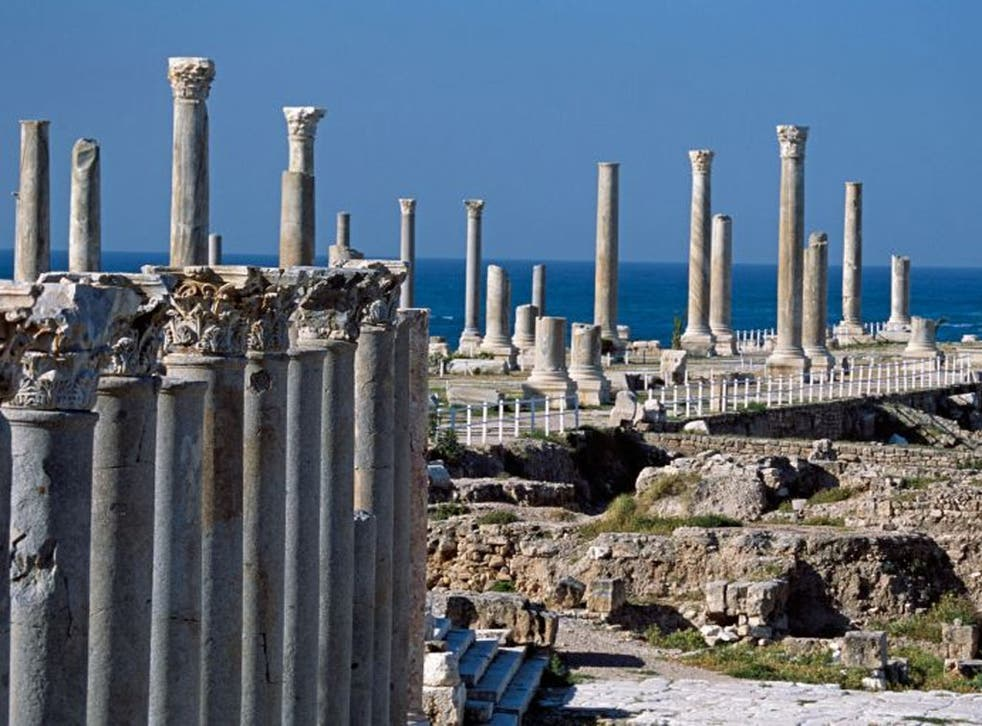 Occupied: Beirut's heritage trail takes in Roman streets and Phoenician quarters