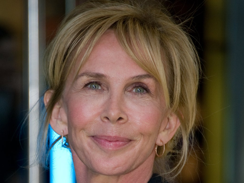 photo Trudie Styler (born 1954)