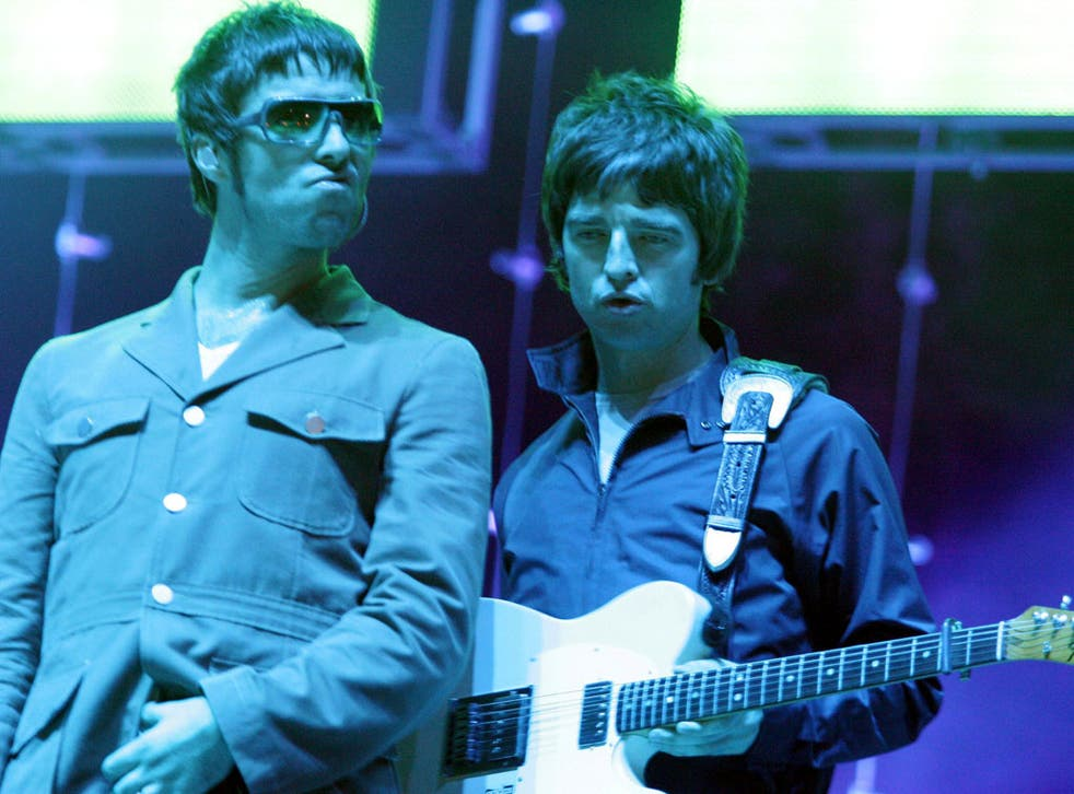 Looking back in anger: the Gallagher brothers