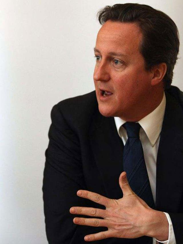 David Cameron believes that 'opening up' the health service will make it a magnet for innovation