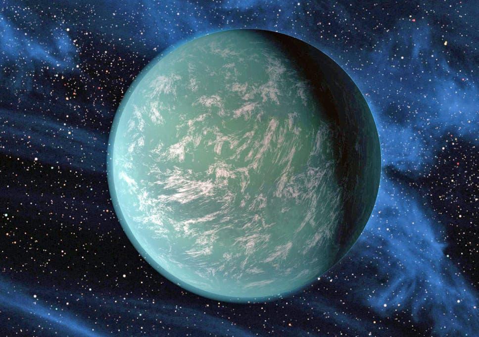 سیارات مشابه زمین | Kepler-22b