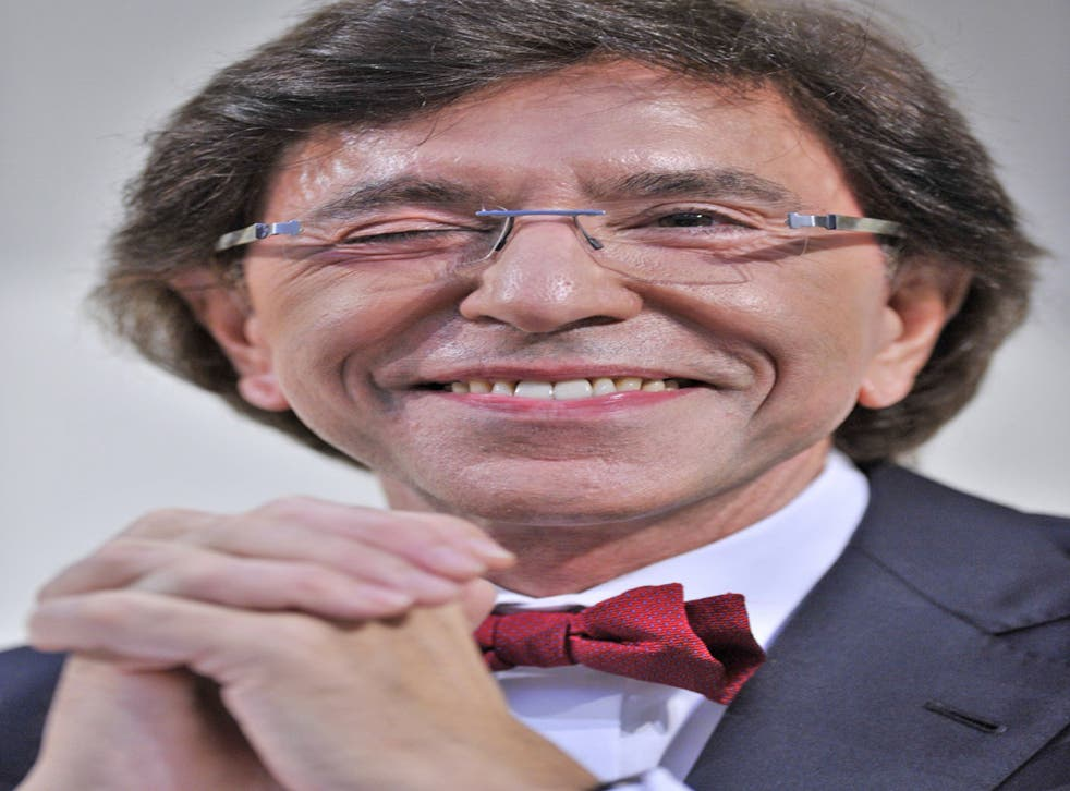 Elio Di Rupo: 'My life is a fairy tale; you could not make it up...with nothing, my mother gave us happiness'