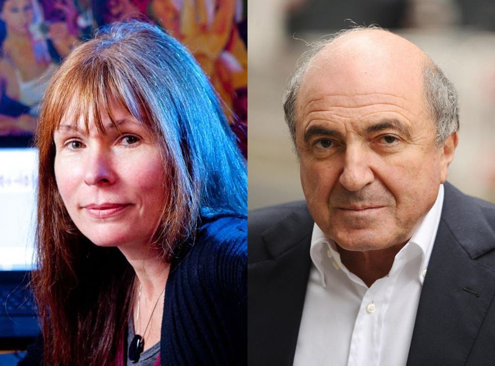 Bell Pottinger targeted Wikipedia entries for Claire Rewcastle Brown and Boris Berezovsky