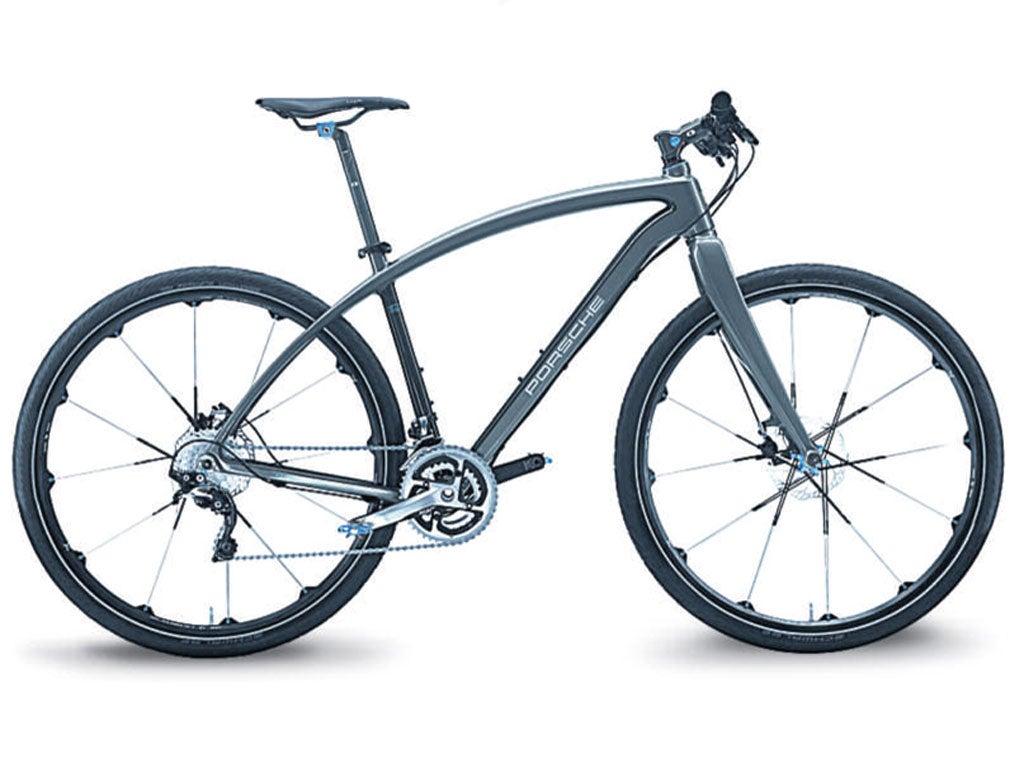 хороший велосипед porsche