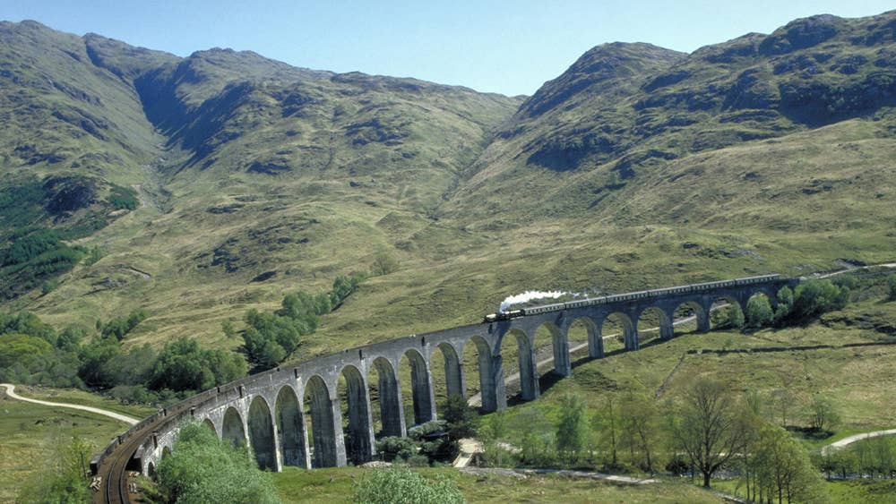 The way to see Britain? Take to the open rail | The Independent