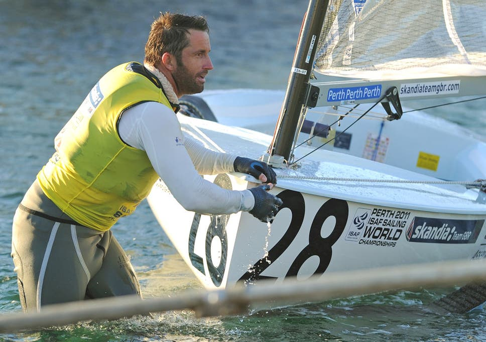Ben Ainslie in unstoppable for...