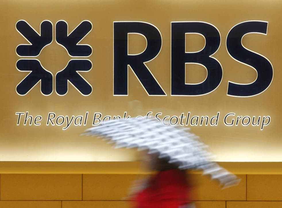 RBS today unveiled total losses of £2 billion for 2011