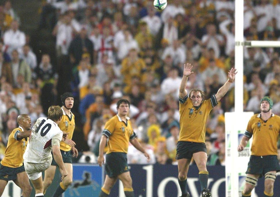 Rugby World Cup 2003: Jonny Wilkinson recalls 'that kick