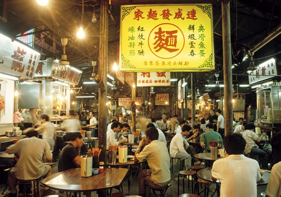 Hong Kong Foodie: a feast in the East | The Independent