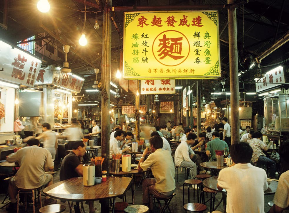 A delicious destination: food stalls in Kowloon