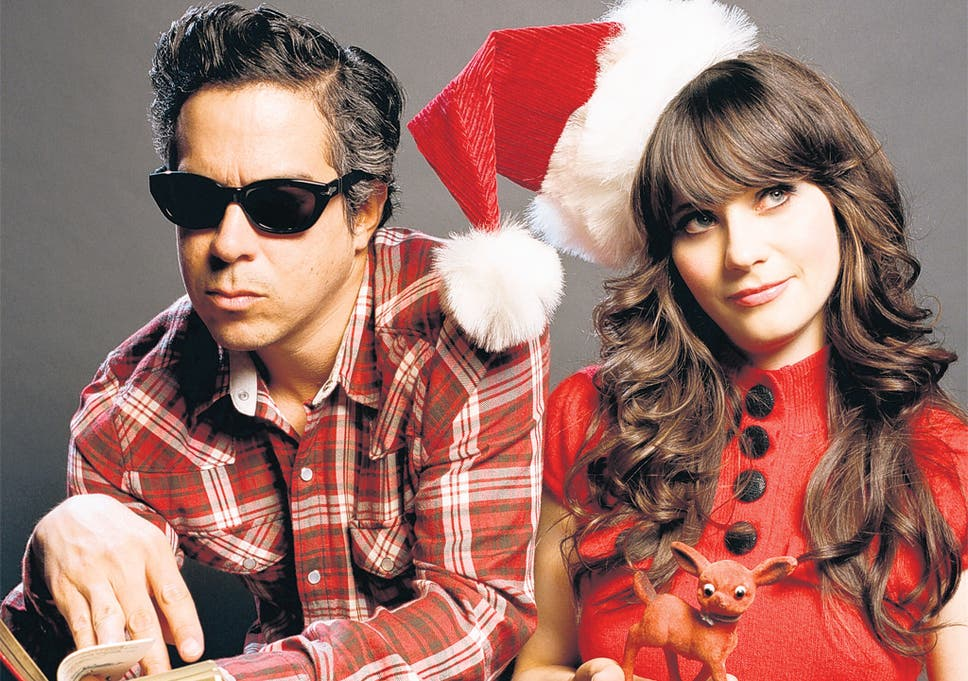 She And Him Christmas.Christmas Albums Yule Can Be Cool With These Dudes The