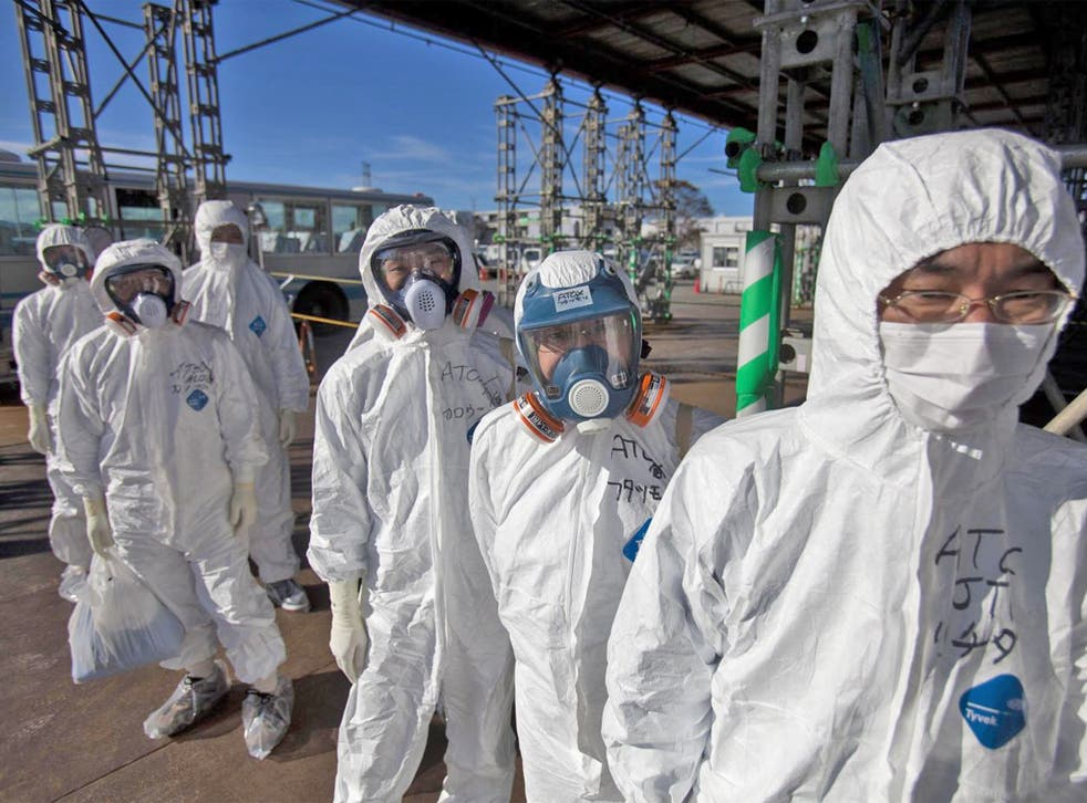 The article claimed that workers had returned to the nuclear reactor against the orders of their manager