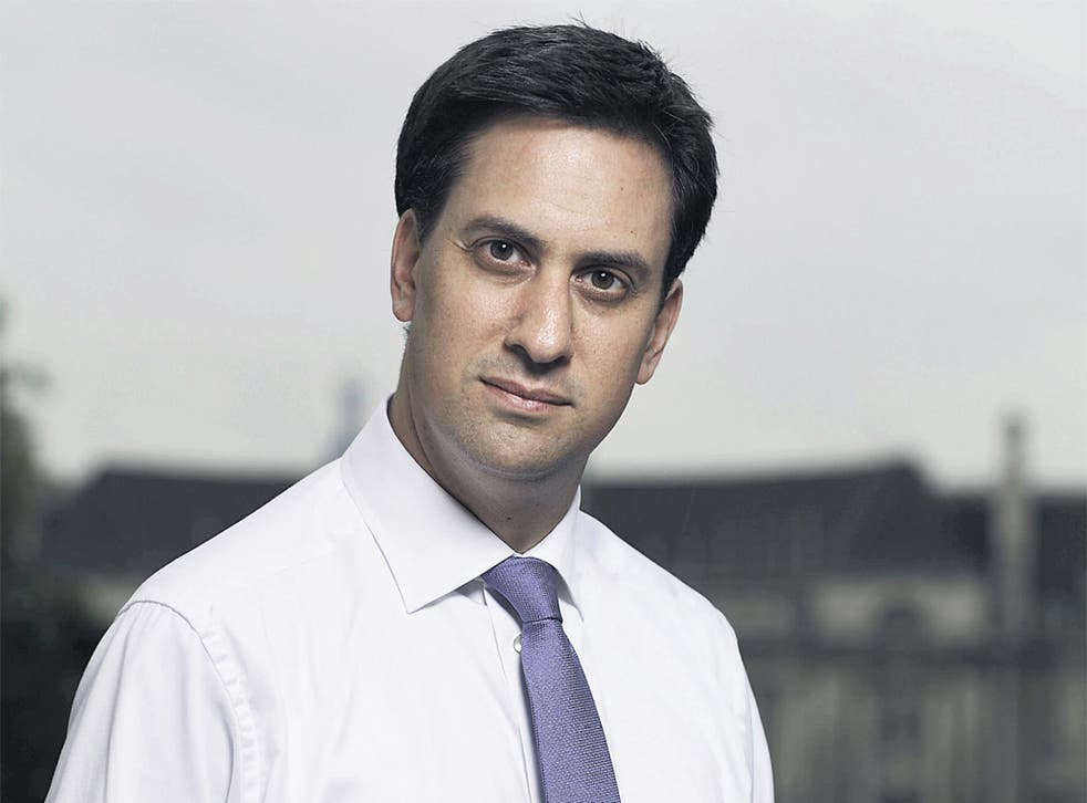 <p>Ed Miliband is 'in the middle of nowhere', says one former supporter</p>