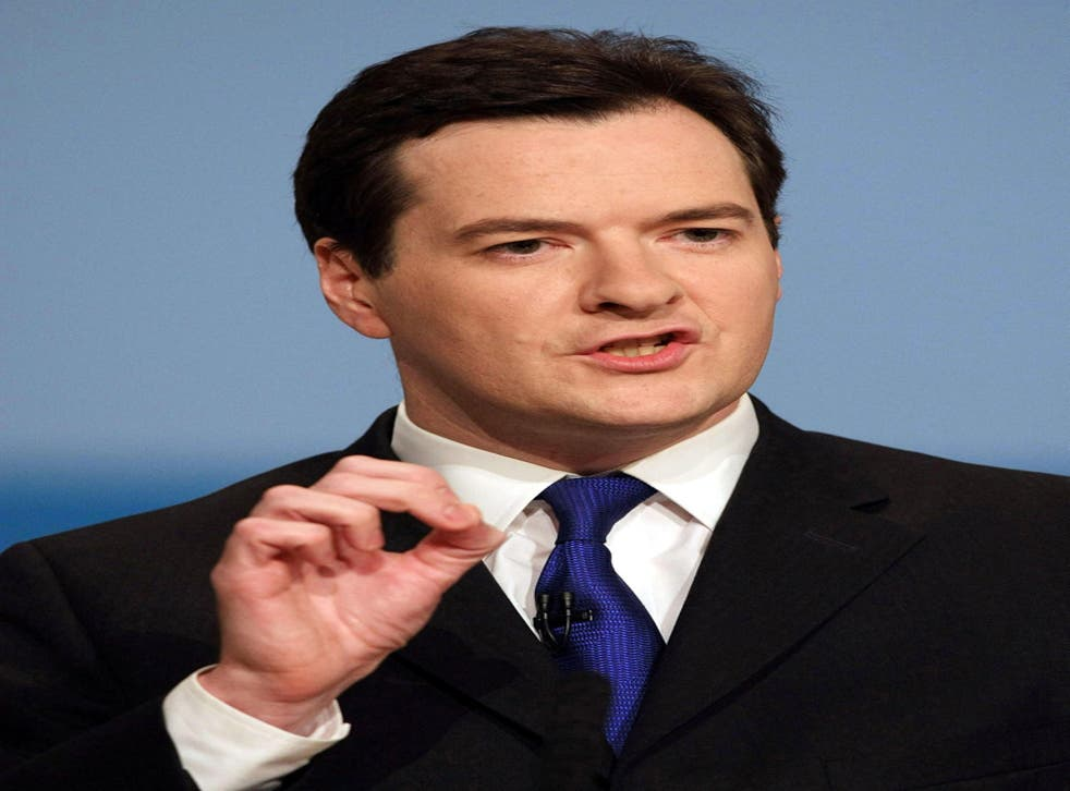 <p>George Osborne will detail plans today for a wide-ranging overhaul of the structure of Britain's major banks</p>