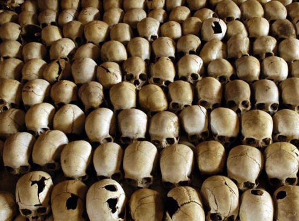 <p> The Rwanda genocide: Should evil on this scale be blamed on psycopaths or on the perpetrators' beliefs? </p>