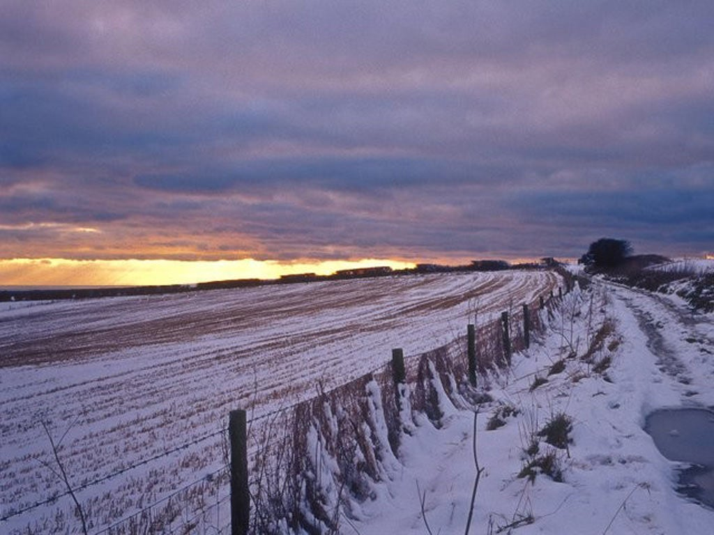 The 50 Best Winter Walks The Independent