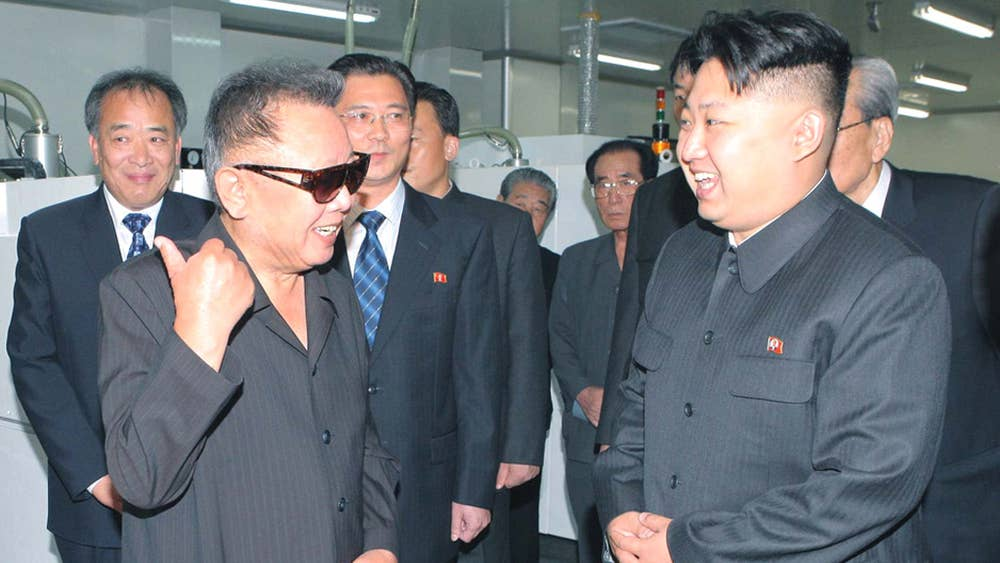 a dictator who brutalised his people destabilised the world and