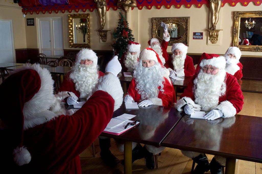 santa saying ho ho ho sound effects