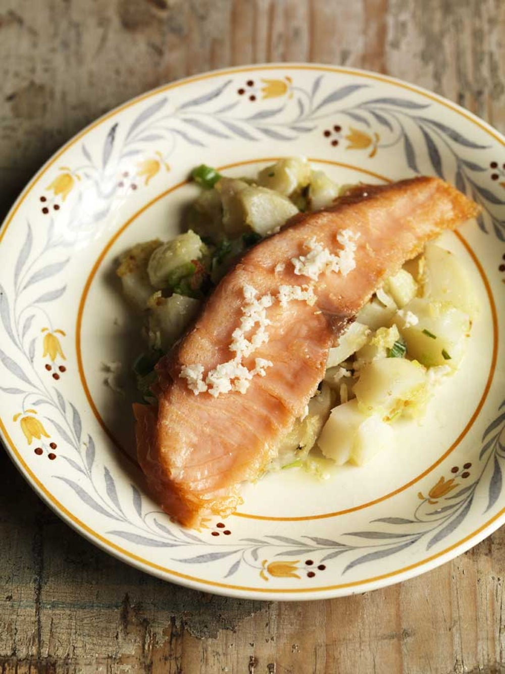 Think Pink Mark Hix S Simple Smoked Salmon Recipes Are Perfect For