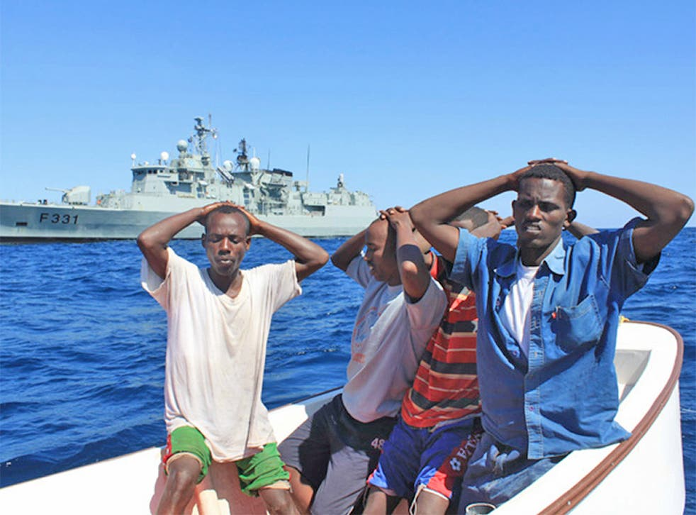 Piracy in Somalia has become a major cause for British concern