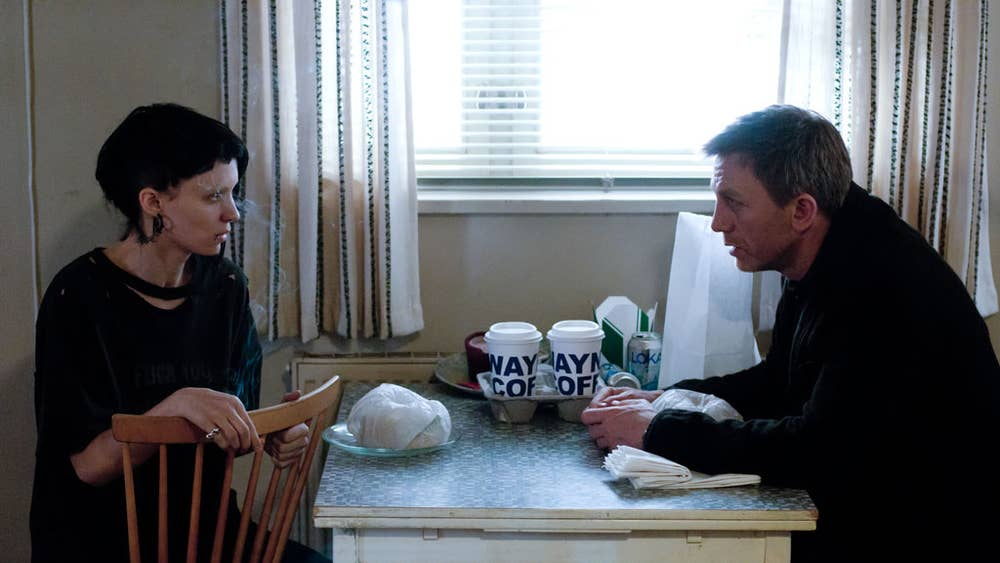 The Girl With The Dragon Tattoo, David Fincher, 156 mins (18