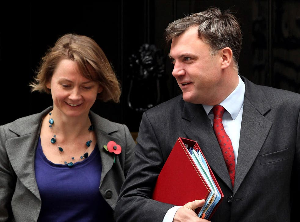 Ed Balls and Yvette Cooper have agreed to 'protect their children'