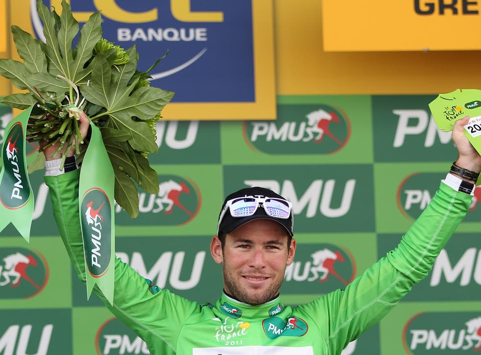 Cavendish had a stellar 2011 which delivered the Tour de France green jersey