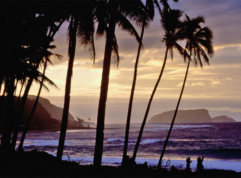 When the sun goes down in Samoa tonight, it will rise next on the 31st